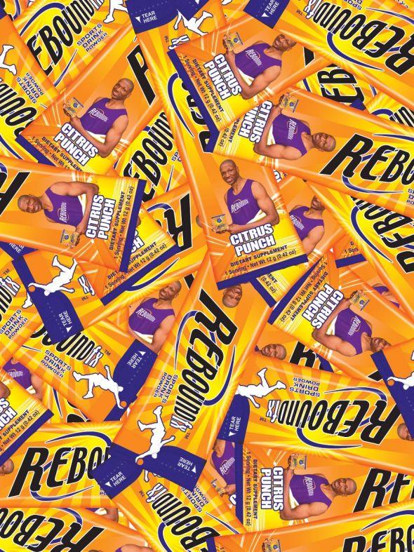 Rebound Fx On-The-Go Pouches Citrus Punch - 125 Count Bulk