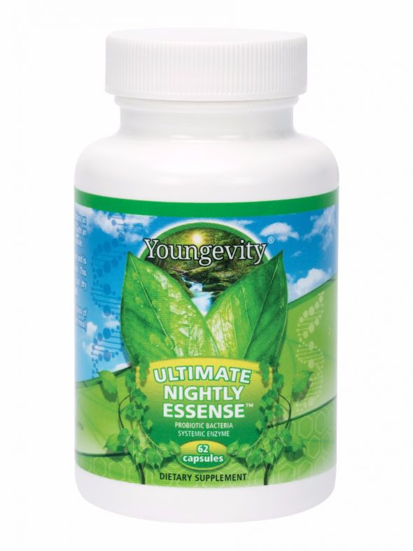 Bio-Lumin Nightly Essense - 62 capsules