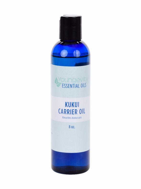 Kukui Carrier Oil - 8 oz