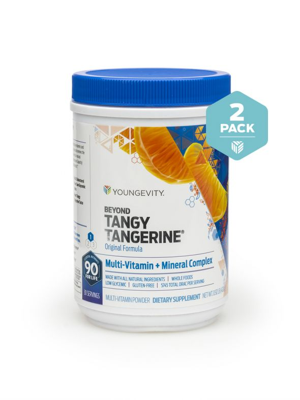 Beyond Tangy Tangerine® (Twin Pack)