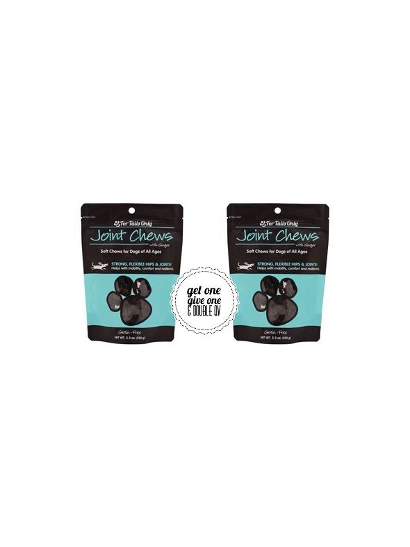 FTO Joint Chews for Dogs - 5.3 oz. Bag